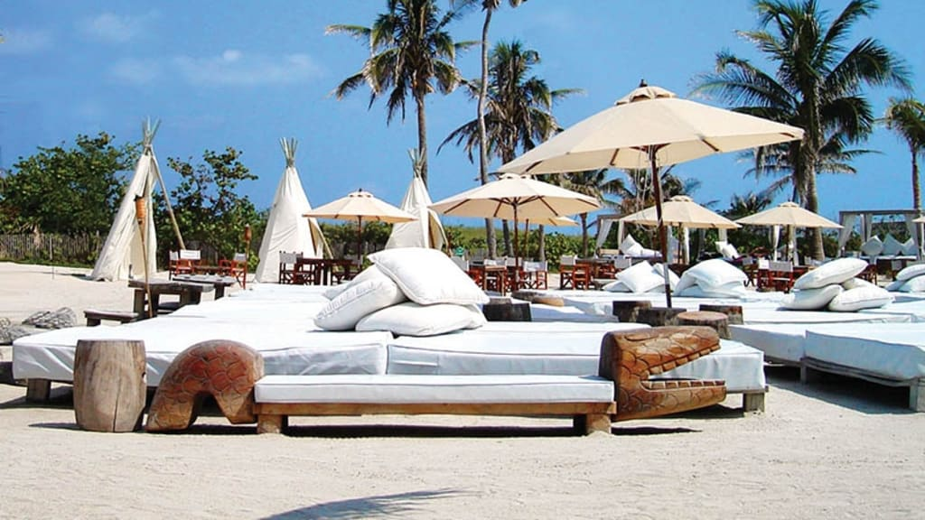 Beach bars nikki 2