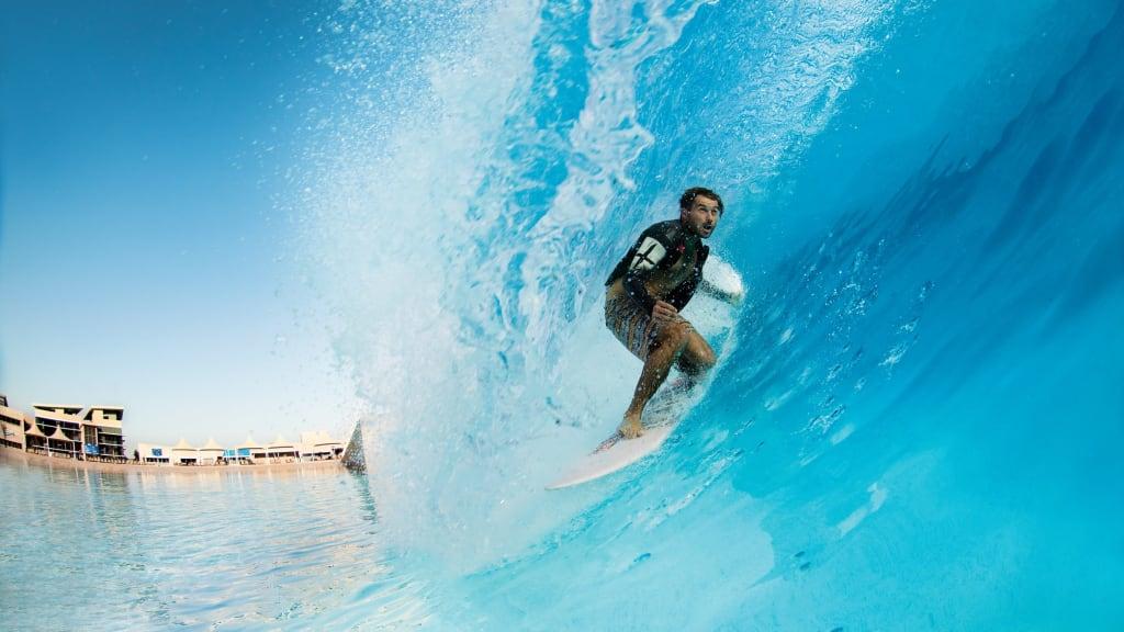 50 Surf Spots Wavepool
