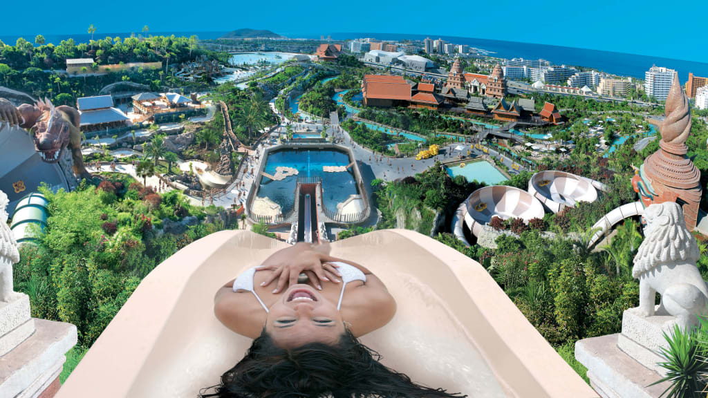 Water Parks Siam Park 2