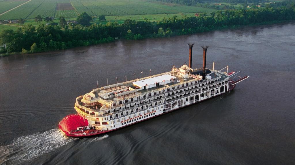US River Cruises Get Your Americana Via Its Waterways CNN - Usa river cruises