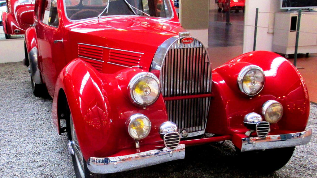 City of Cars: Is this the world\'s best auto museum? - CNN Style