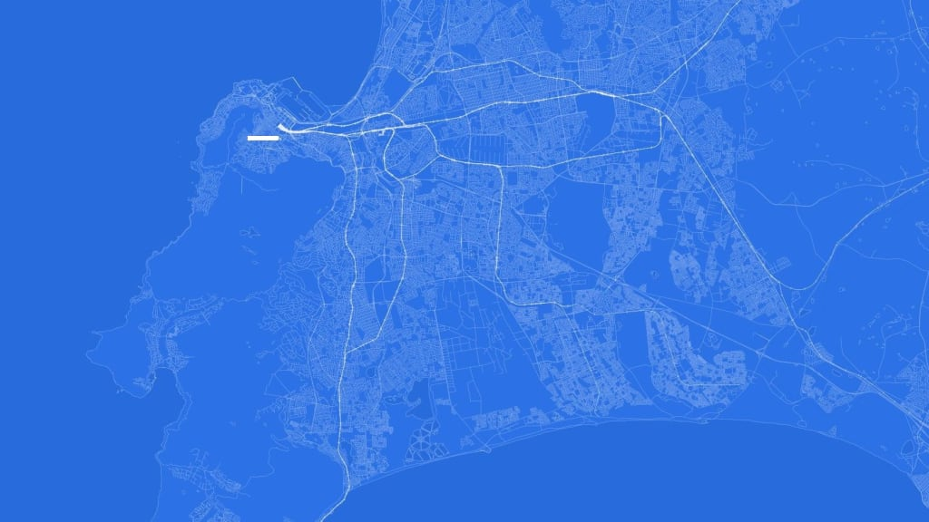 Can you guess the city from its blueprint cnn travel blueprint street map 8 malvernweather Gallery