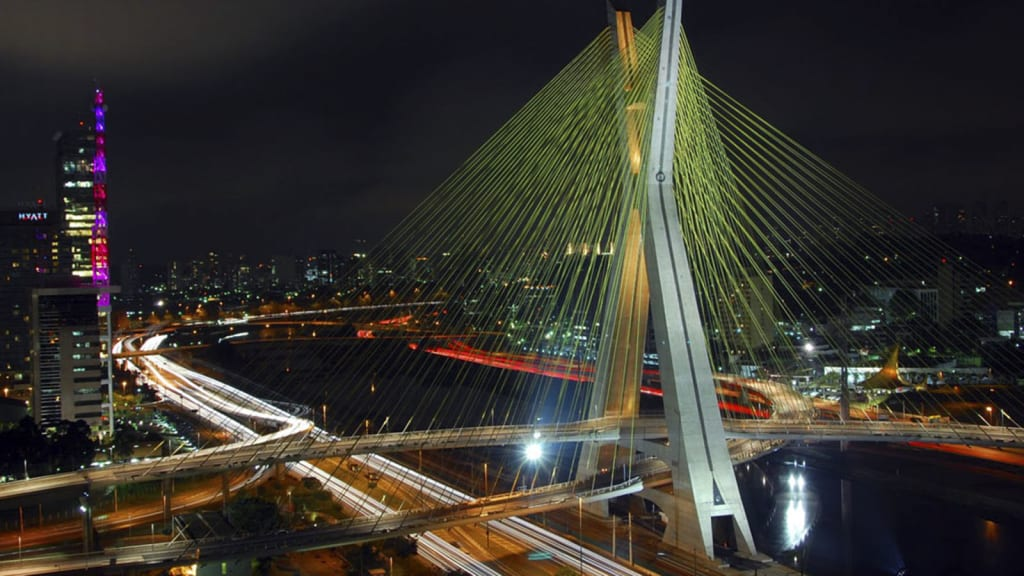 São Paulo Is One Of The World S Largest Cities Not Only By Potion But