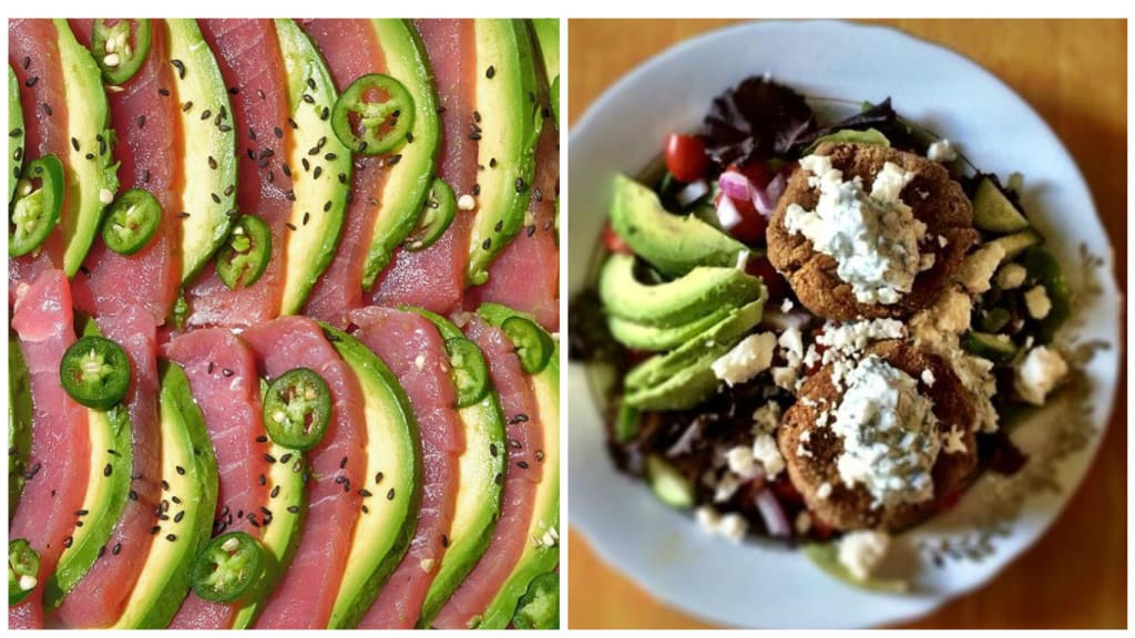 Healthy Lunch Ideas For Foodies On The Go