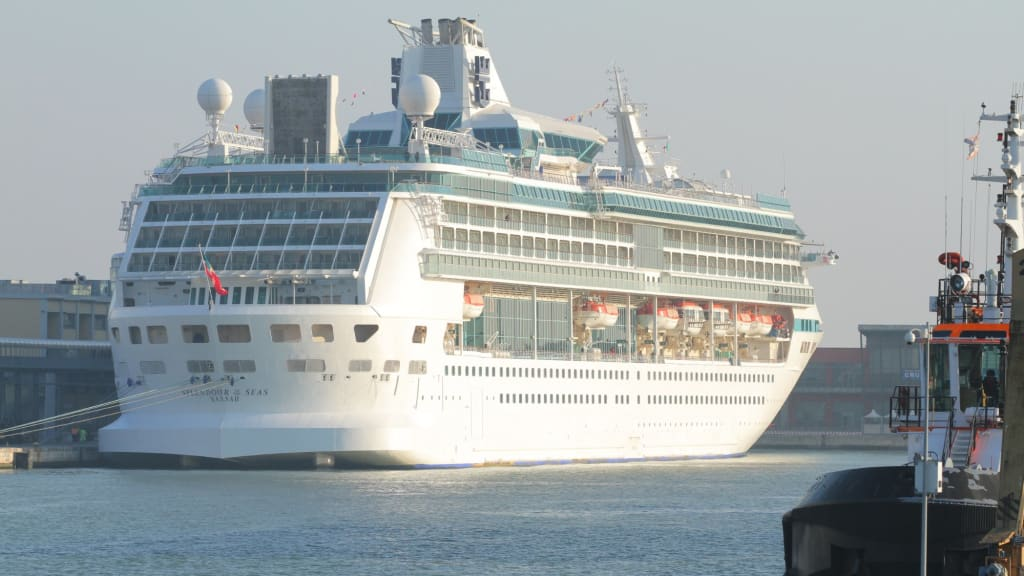 Is Your Cruise Safe CNN Travel - How safe are cruise ships
