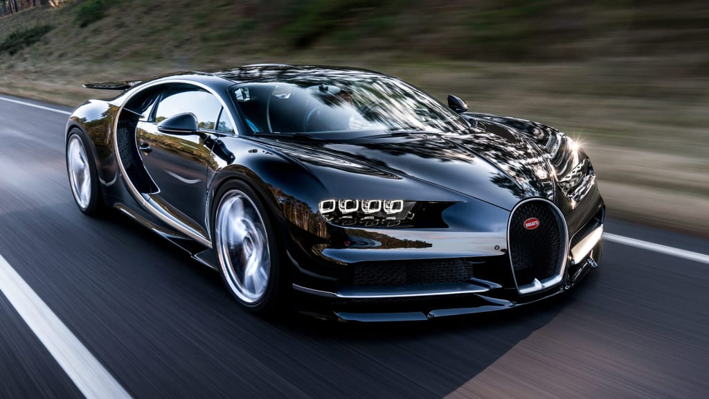 Elegant Bugatti Chiron: Meet The Next U0027worldu0027s Fastest Supercaru0027