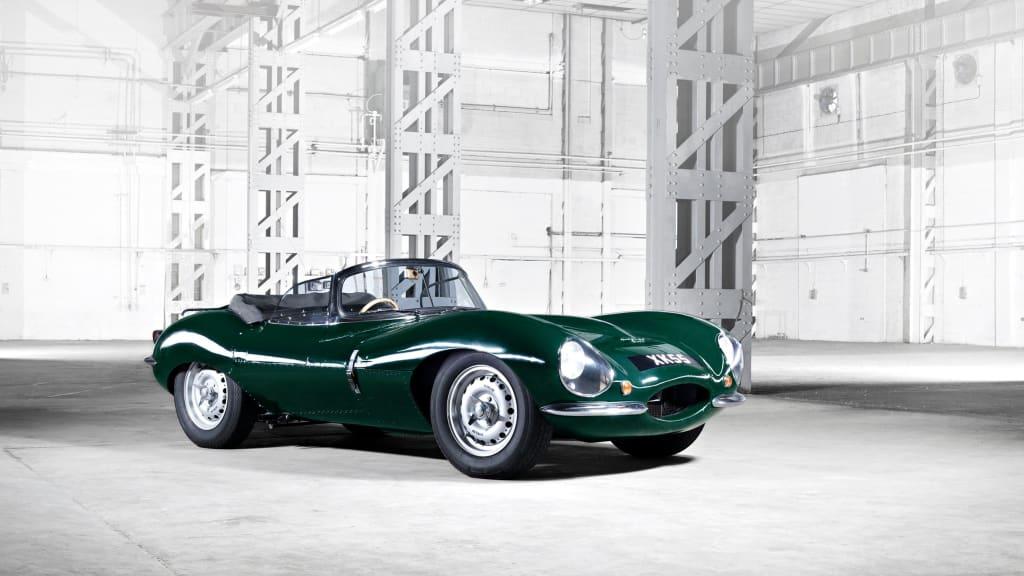 Jaguar XKSS Supercar To Be Resurrected For Millions