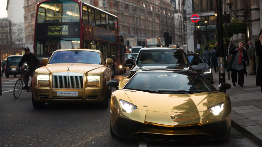 Super-rich Saudi's gold cars hit London - CNN Style on gold bentley, gold lamborghini gallardo, gold bugatti, gold camaro, gold lamborghini convertible, gold koenigsegg agera r, gold mercedes, gold rolls-royce phantom, gold bmw, gold honda accord, gold and diamond lamborghini, gold toyota camry, gold lamborghini murcielago, gold lamborghini countach, gold lamborghini egoista, gold ferrari, gold lamborghini elemento, gold lamborghini diablo, gold aston martin, gold lamborghini reventon,