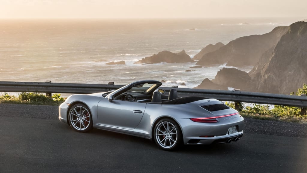 Perfect Porsche 911 Carrera Cabriolet 4s 2017