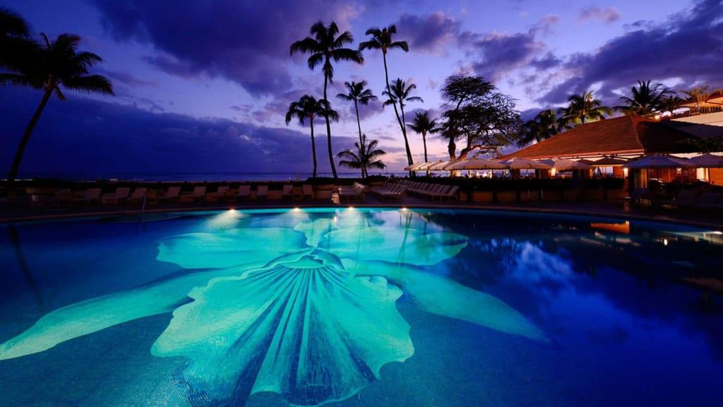 High Quality US Beautiful Hotels 12 Halekulani 1