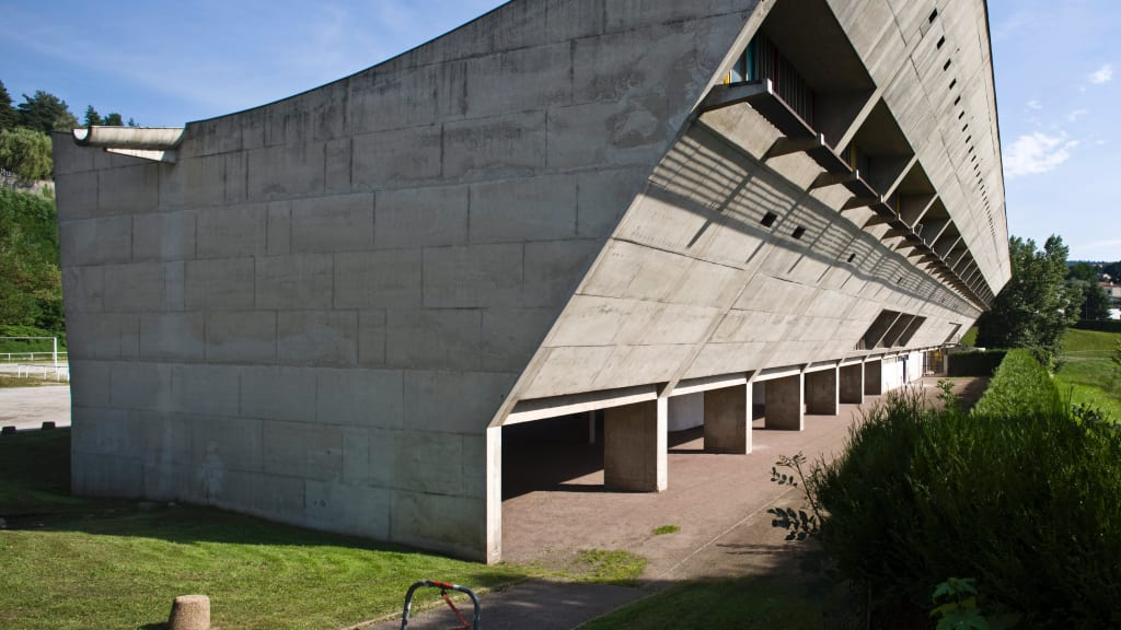 17 Le Corbusier works join UNESCO World Heritage List - CNN Style
