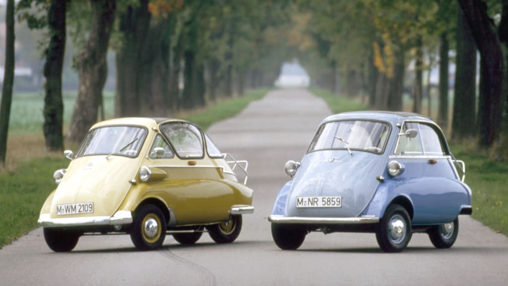The world\'s tiniest (and coolest) cars - CNN Style