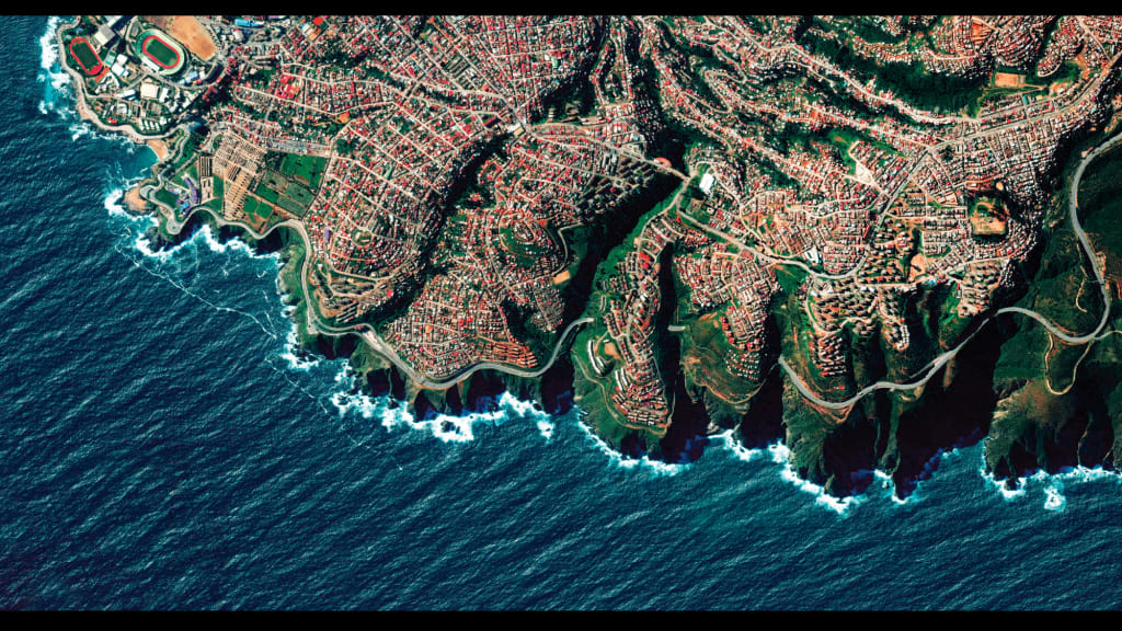 Photos Satellite Images Put Earth In New Perspective CNN Travel - Whole world satellite map