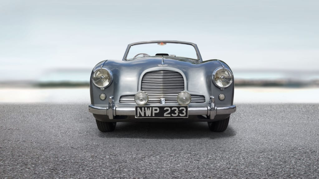 The most impressive car restorations - CNN Style