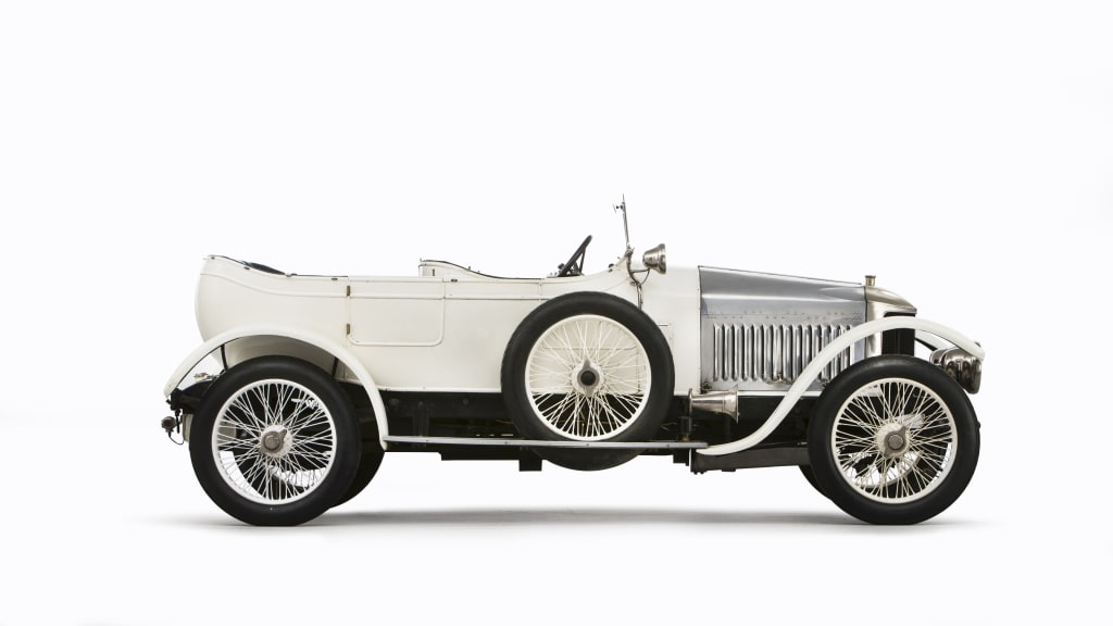 World\'s first sports car\' sells for $657K - CNN Style