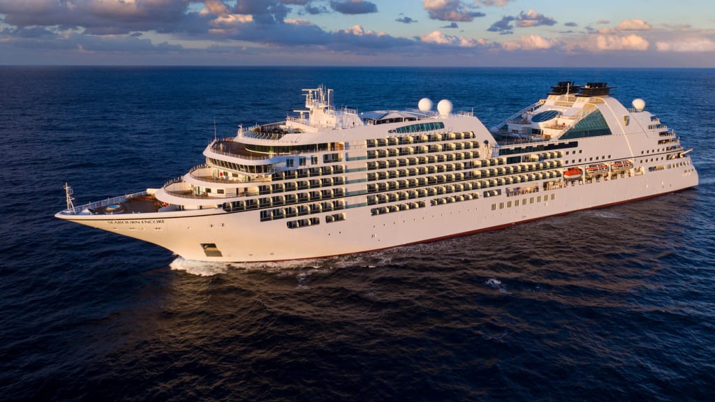 Of The Best New Cruise Ships Launching In CNN Travel - Best cruise ships for young adults