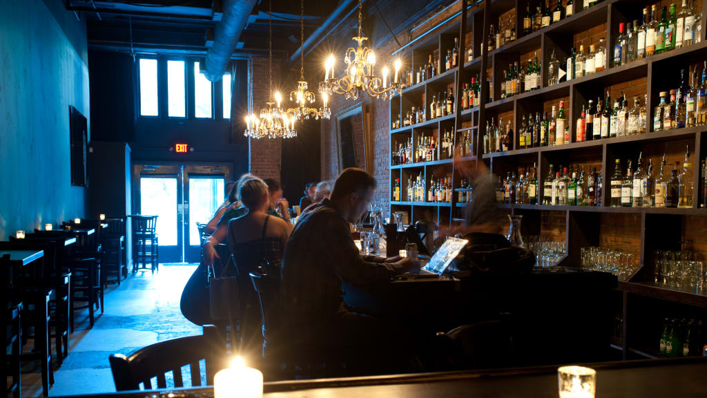 7 of houstons best bars cnn travel houston bars moving sidewalk interior mozeypictures Image collections