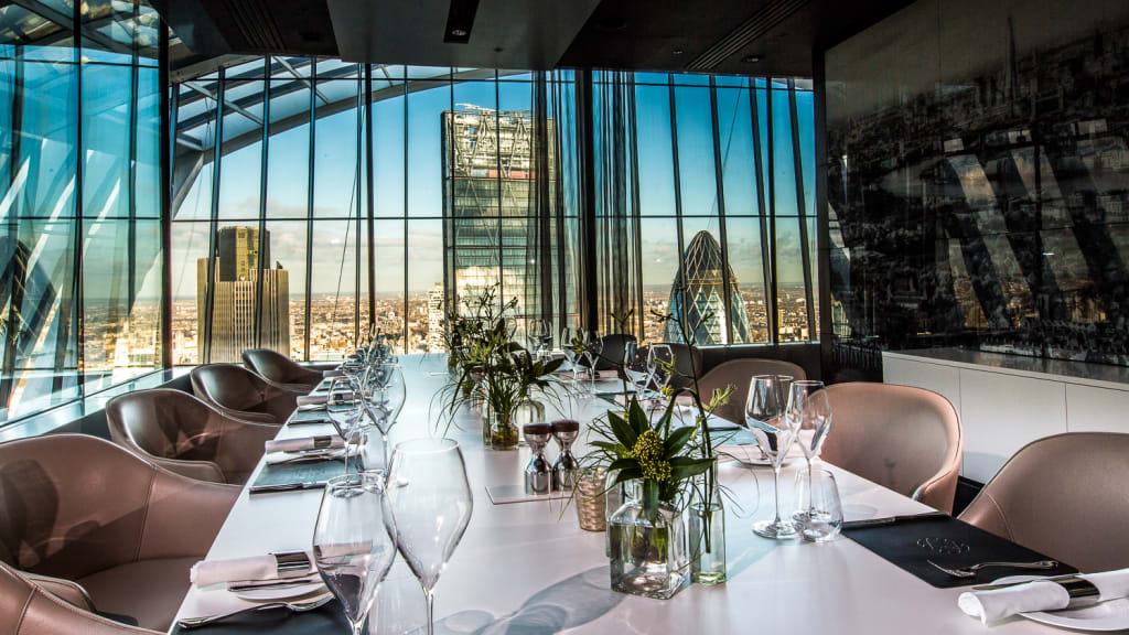 11 London restaurants with great views | CNN Travel