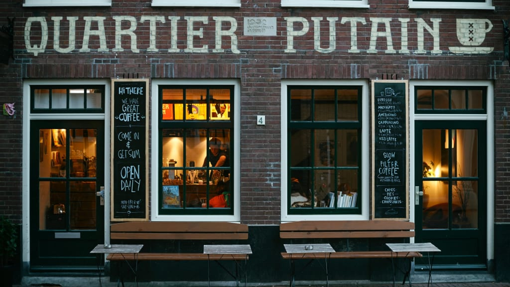 Amsterdams red light district a new guide cnn travel amsterdam red light district guide quartier putain aloadofball Image collections