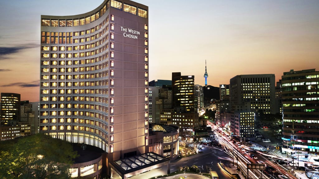 South Korea S Most Luxurious Hotels