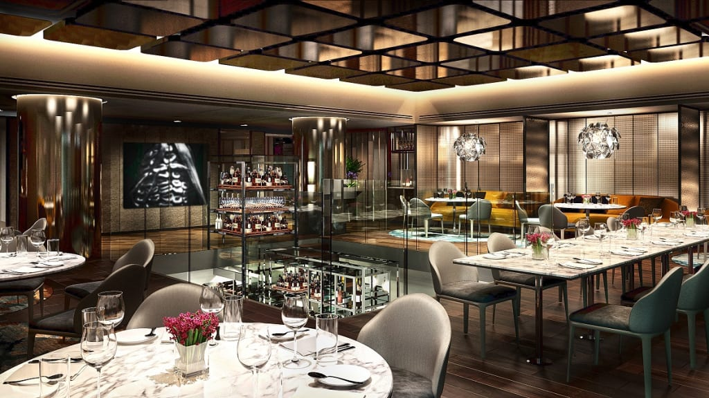 We Highlight Kuala Lumpurs Finest Dining Establishments Including Cilantro