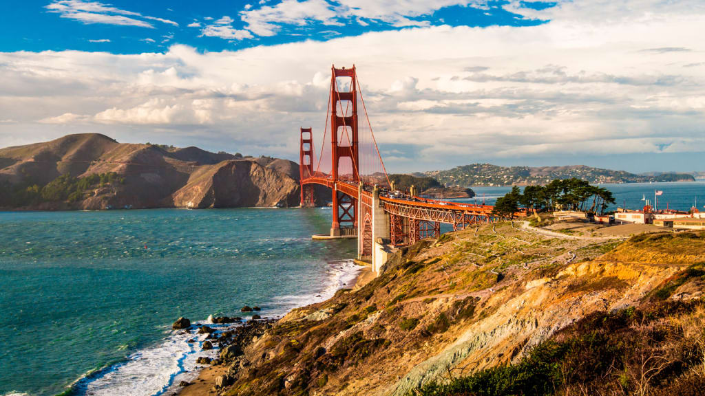 California - Travel Destination - shutterstock_220315747