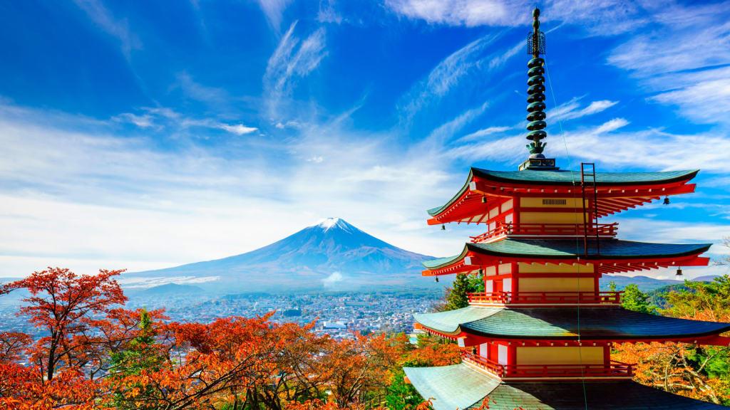 Japan Travel Destination Shutterstock_
