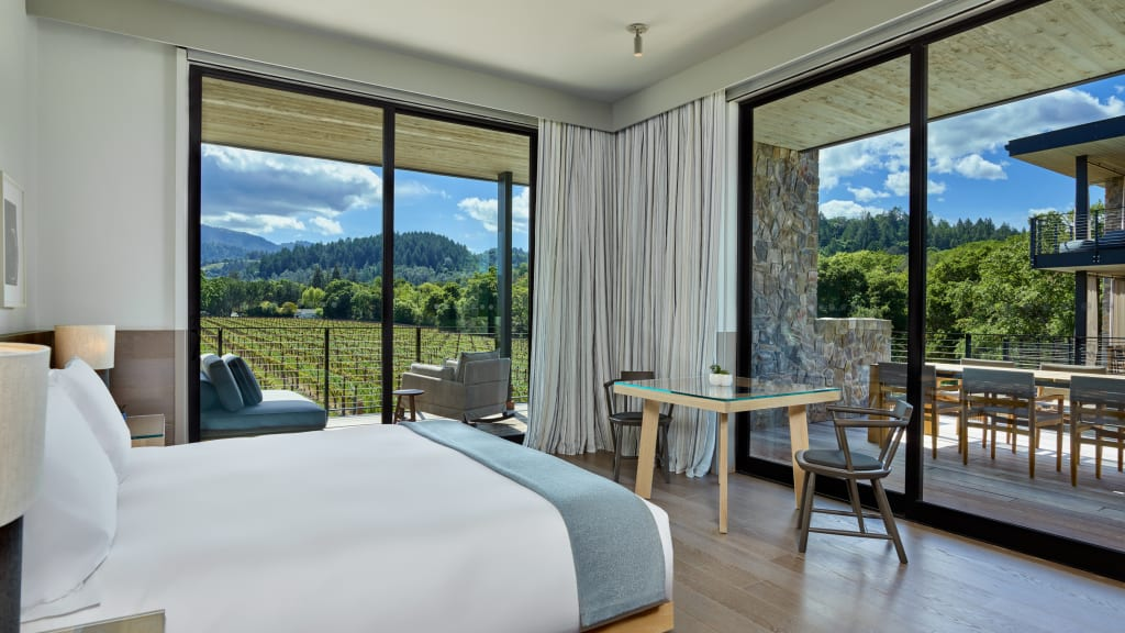 06 7 Best Hotels In Napa Valley Alcobas