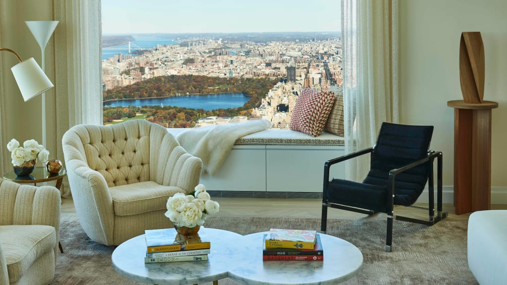 apartment inside. 432 Park Avenue 1  Inside New York S Most Desirable Apartment Buildings Share CNN Style