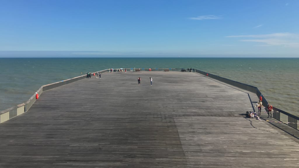 Image result for uks newest pier
