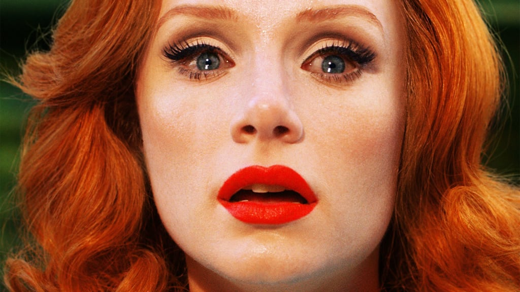Still from Despair by Alex Prager