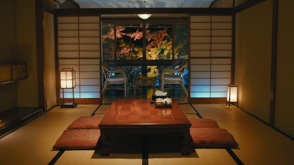 Nissan, Smart Furniture, Japanese Ryokan