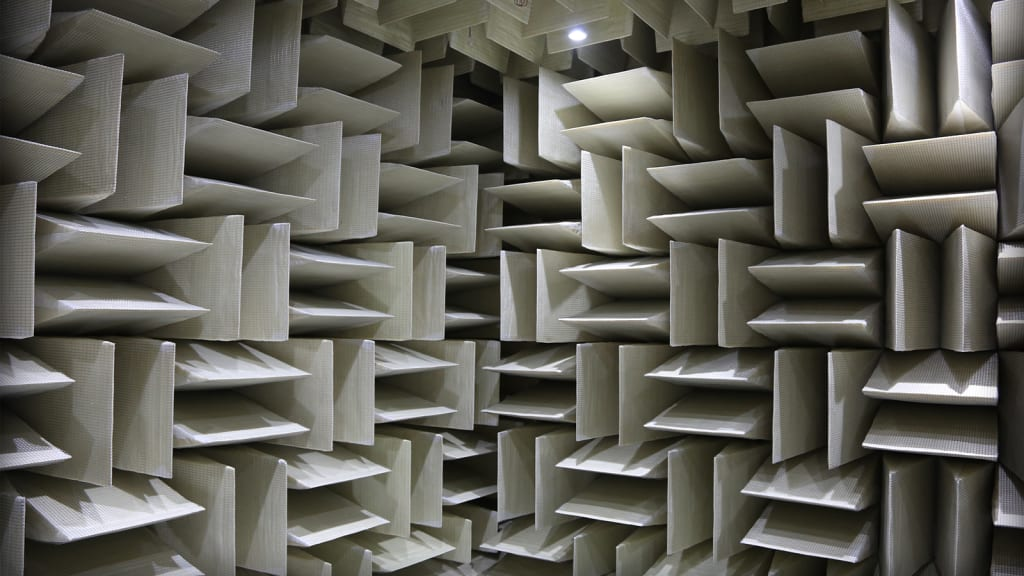 The world\'s quietest room - CNN Style