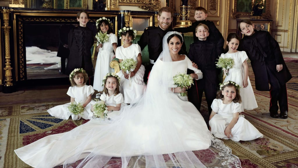 Royal wedding: Harry and Meghan release official photos - CNN Style