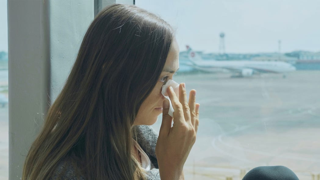 Why Do We Cry on Airplanes?