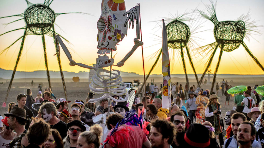 AfrikaBurn draws an alternative crowd from all over the world and is considered one of the most unique festival experiences