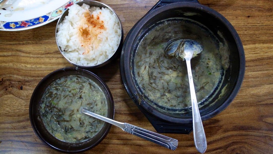 eat korea best food momguk