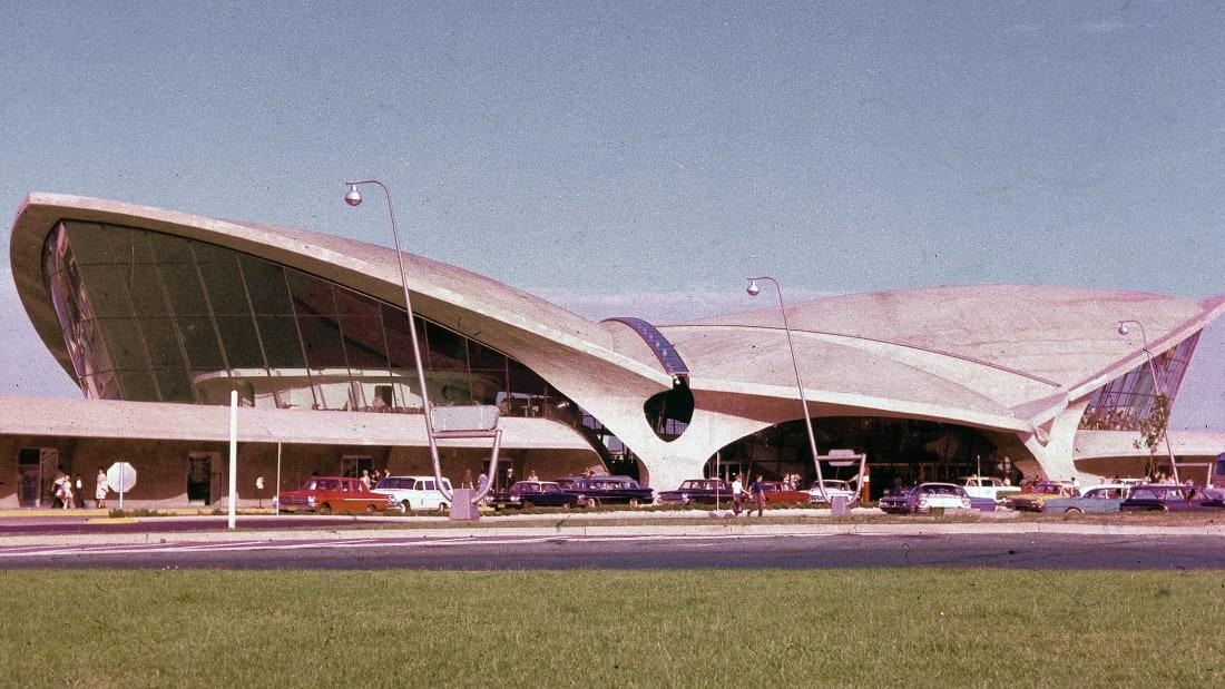 The TWA Hotel Brings Retro Style to JFK Airport