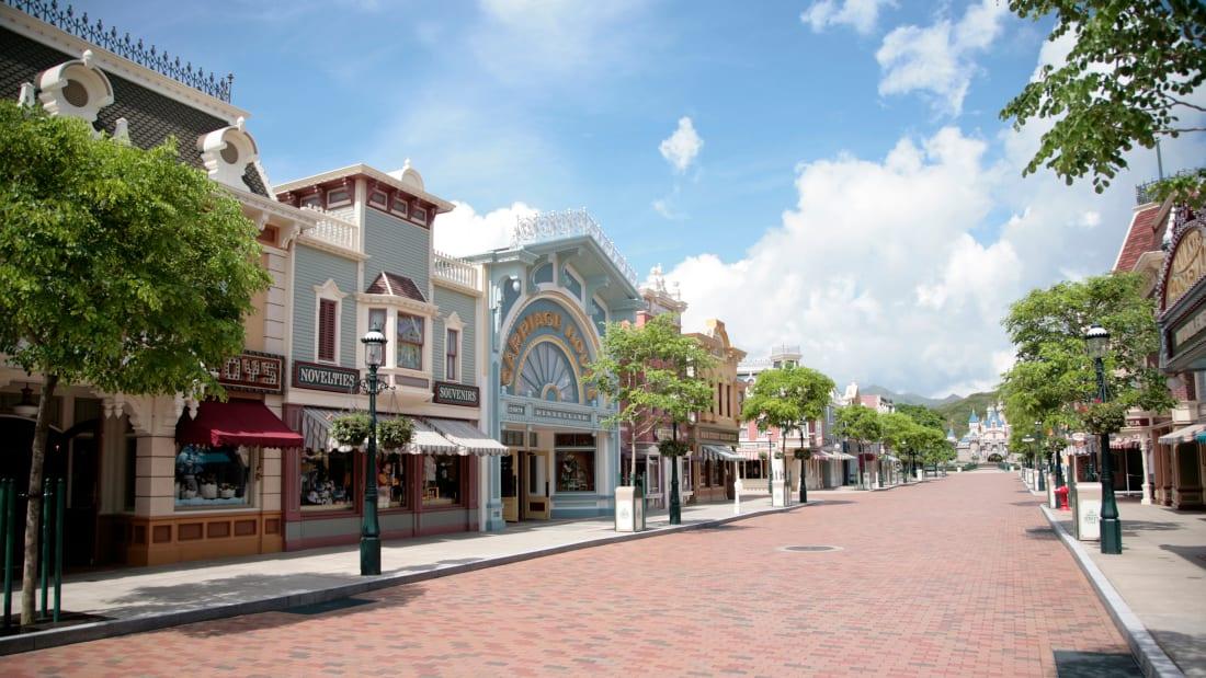 04 marceline disney - Disneyland Main Street