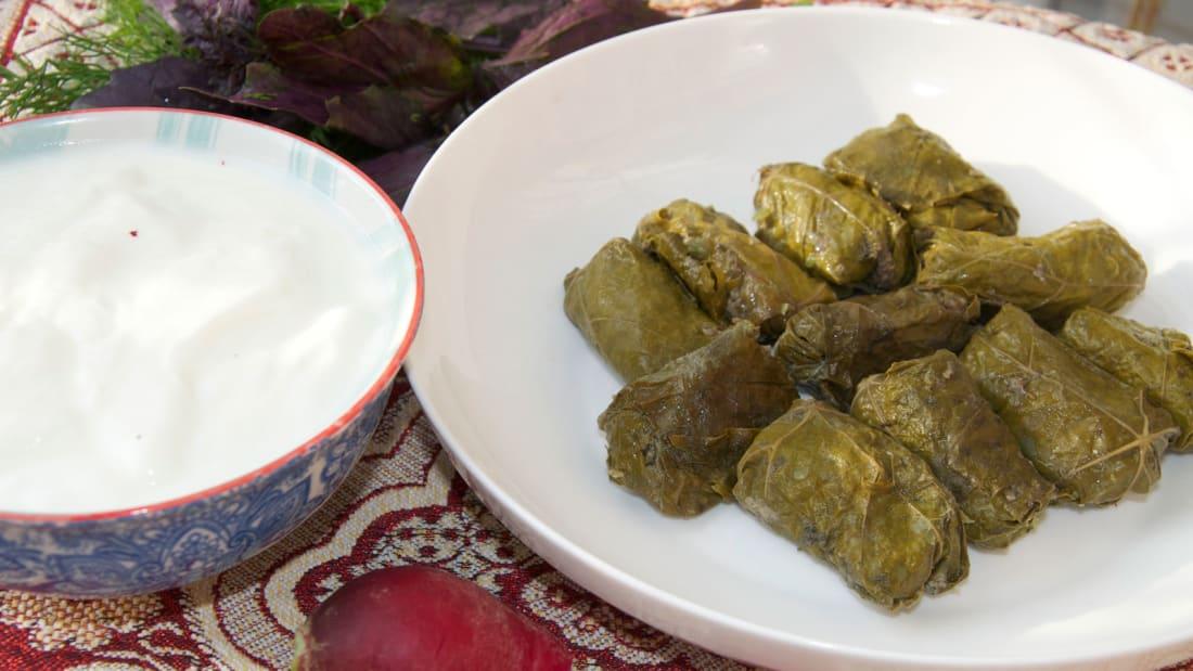 Azerbaijan-food-and-drink---Yarpaq----Kamilla-Rzayeva