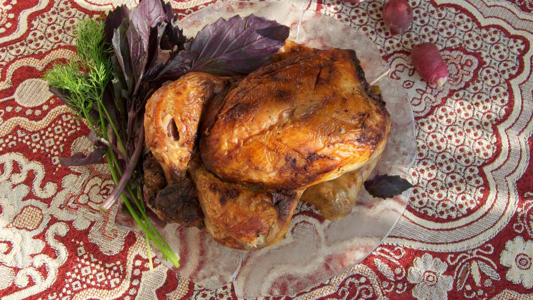Azerbaijan-food-and-drink---Levengi-chicken-Kamilla-Rzayev