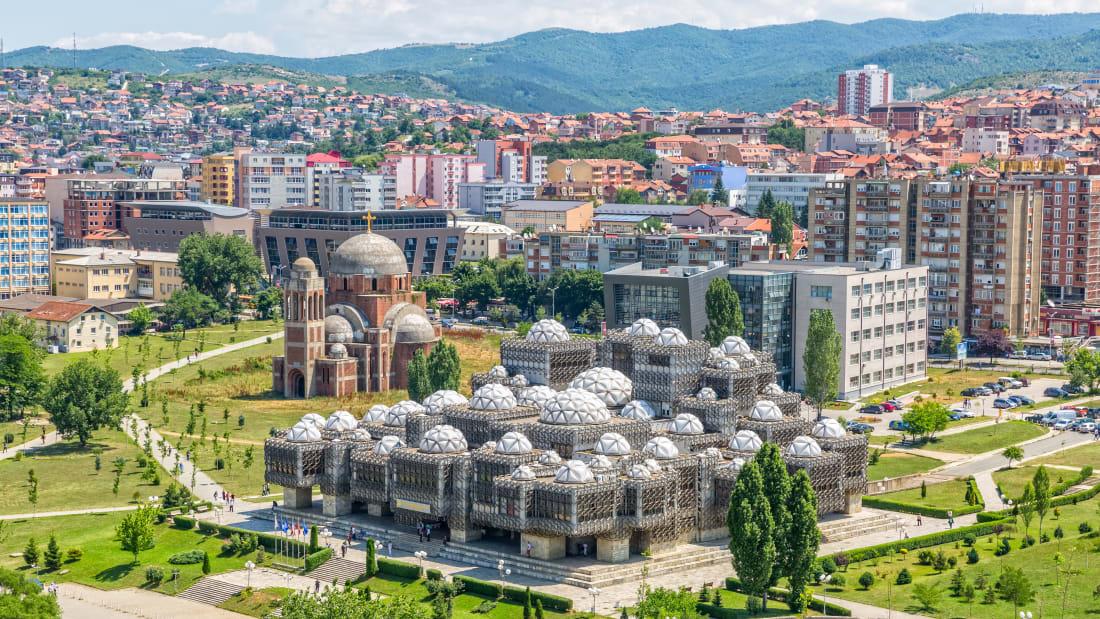 01 Beautiful European cities few tourists_Pristina