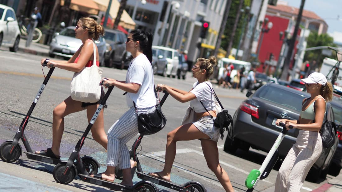 E-scooters have become incredibly popular in recent years, but restrictions on their use are increasing.