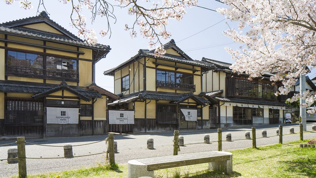 Ozu Castle Town SADA 3