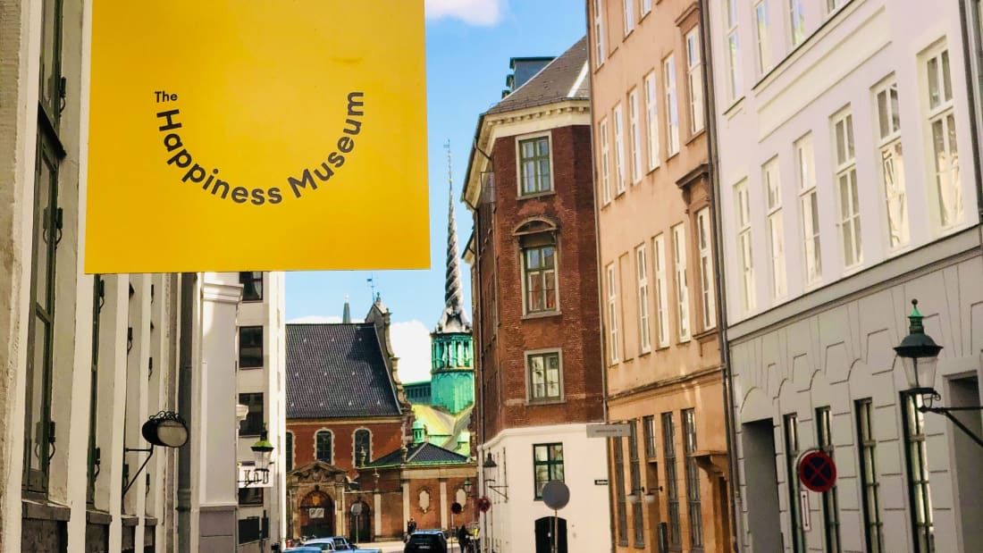 Happiness Museum Looks at Brighter Feelings in Uncertain Times