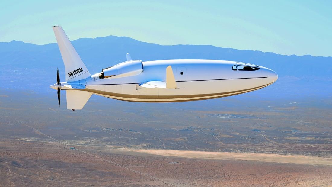 Long-awaited Celera 500L 'bullet' plane is finally revealed