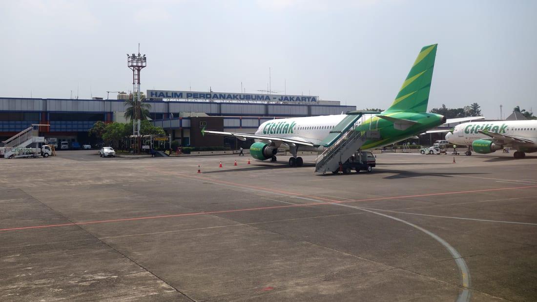 Halim Perdanakusuma International Airport