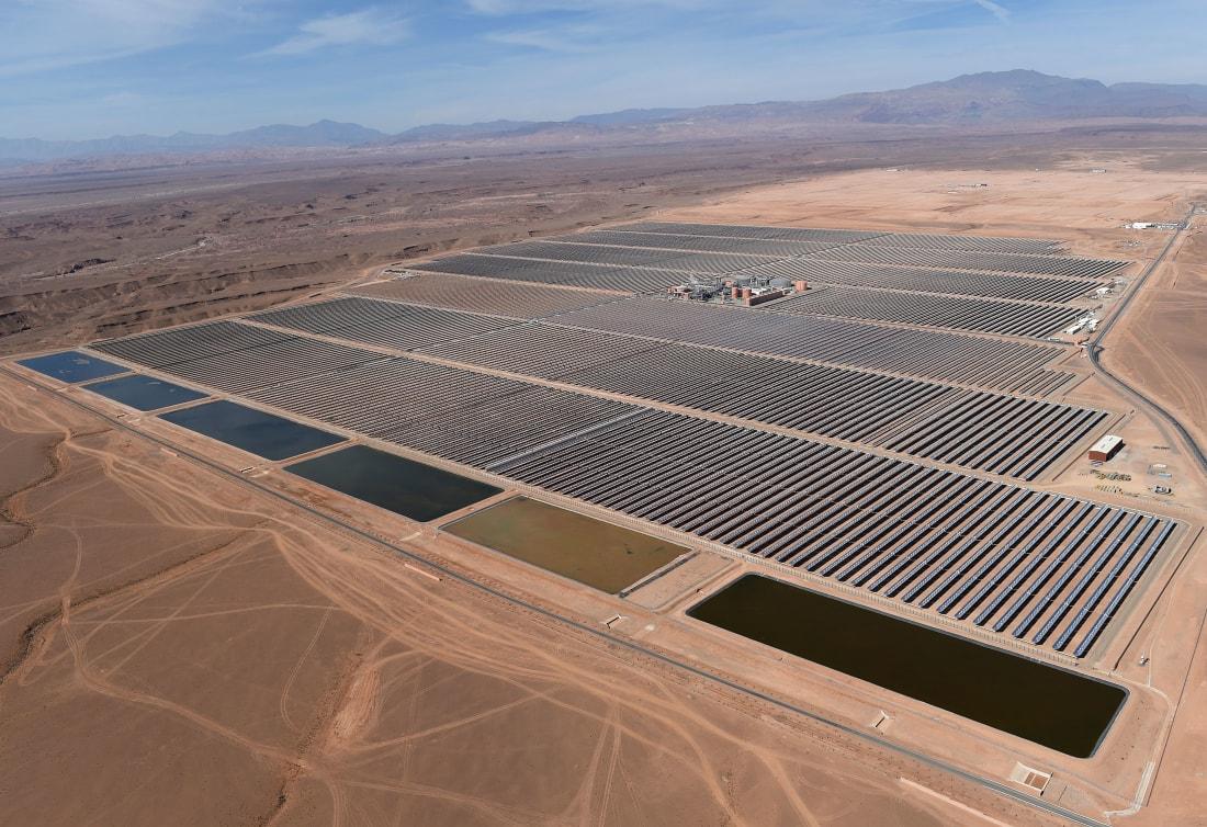 Energy solar africa 2