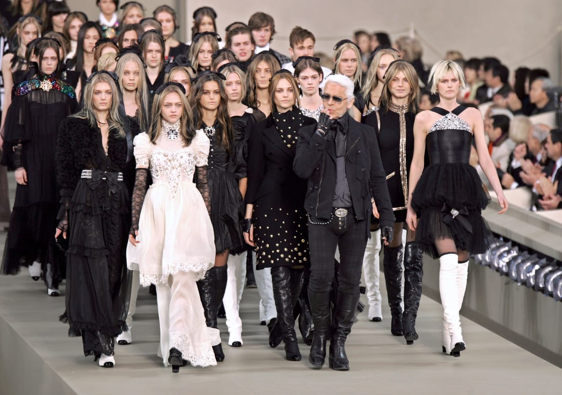 11 karl lagerfeld fashion