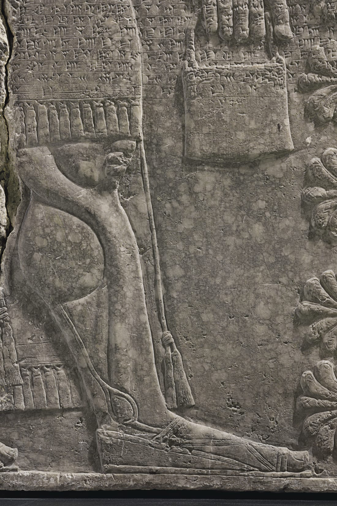 Assyrian relief panel_5
